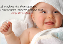 baby photo quotes copy