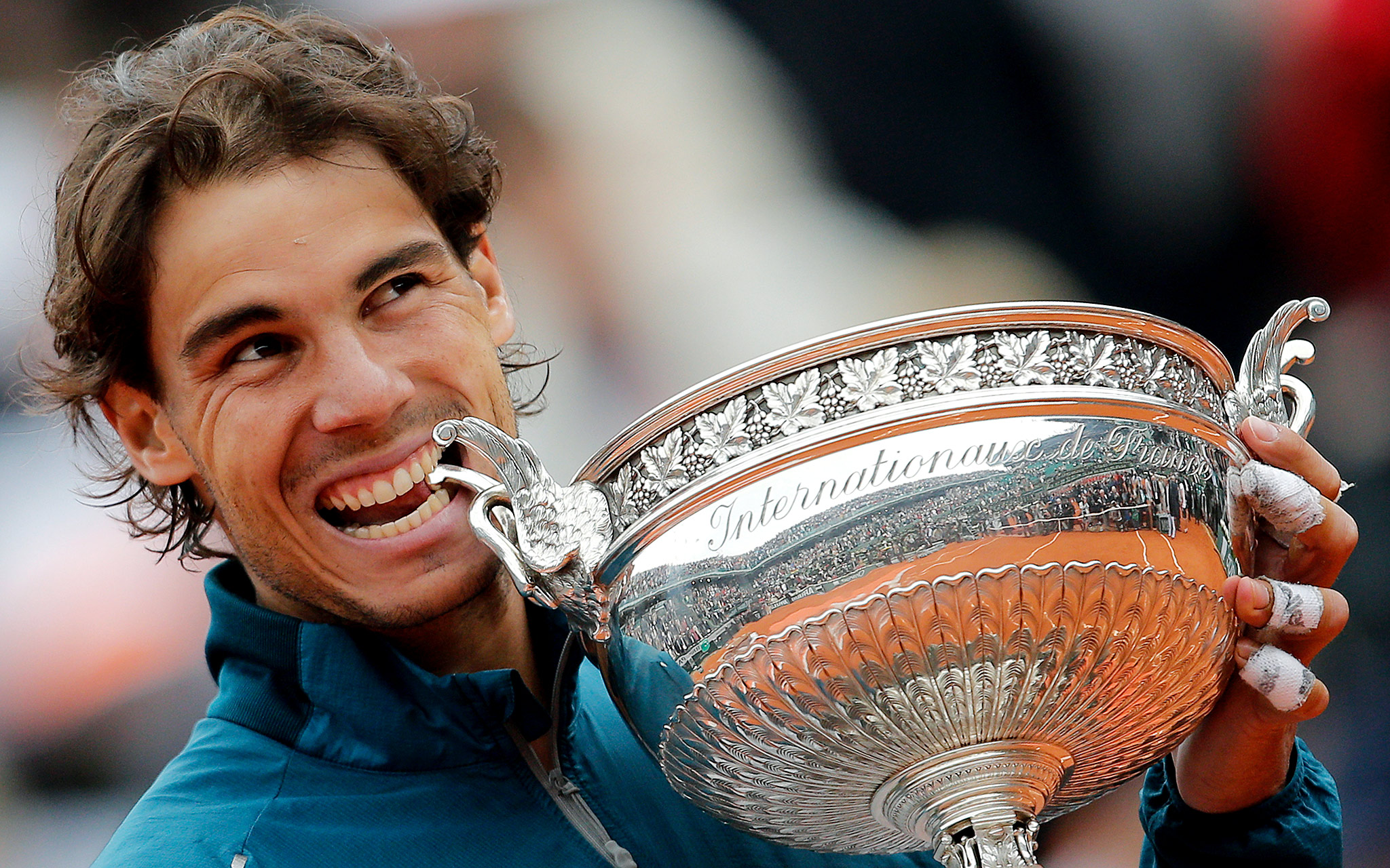 Eighth Champion Title at Roland Garros has Returned to Rafael Nadal Leader