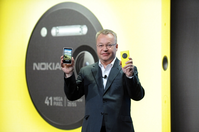 The New Nokia Lumia 1020 Was Officially Launched In New York And Will Appear On The Market Soon