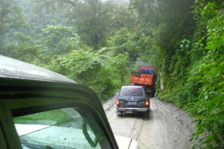 Sichuan Highway - Tibet