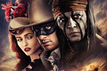 The Lone Ranger movie