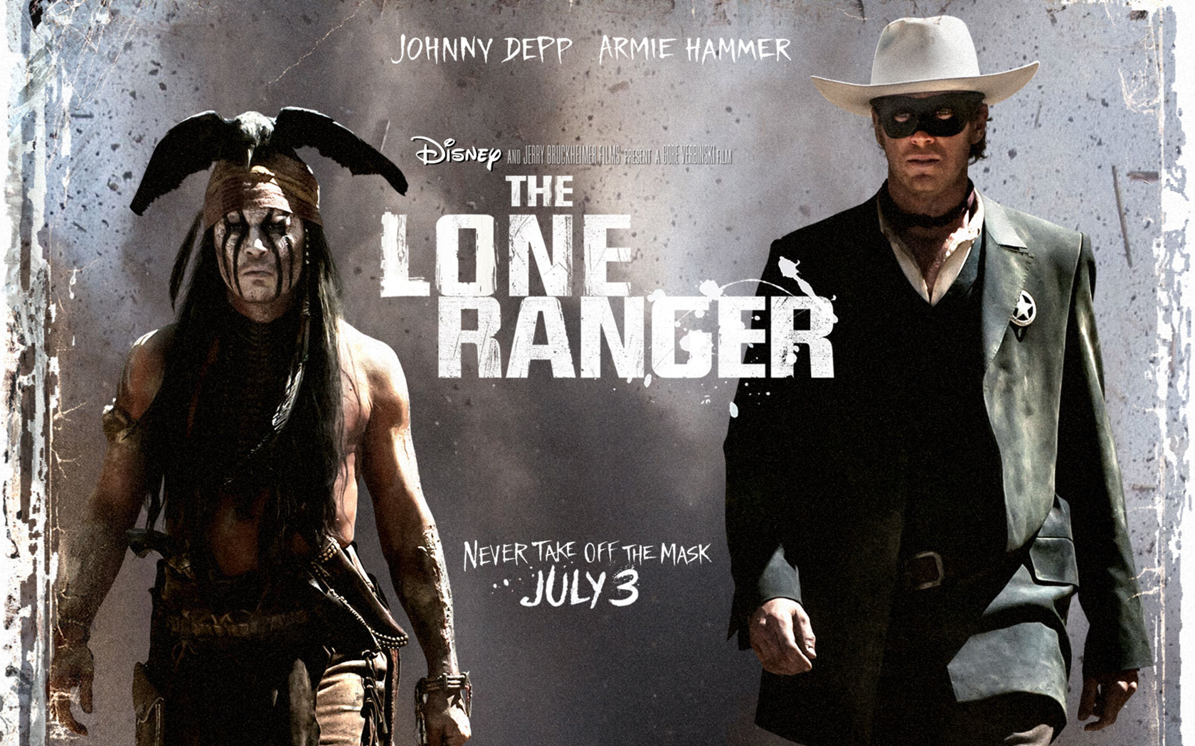 'The Lone Ranger' Budget Back Up to $250 Million