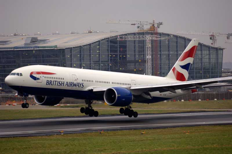 The Busiest Airport in Europe, Heatrow London, Might Turn Into a District with 100,000 Homes