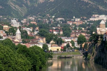 Tbilisi river