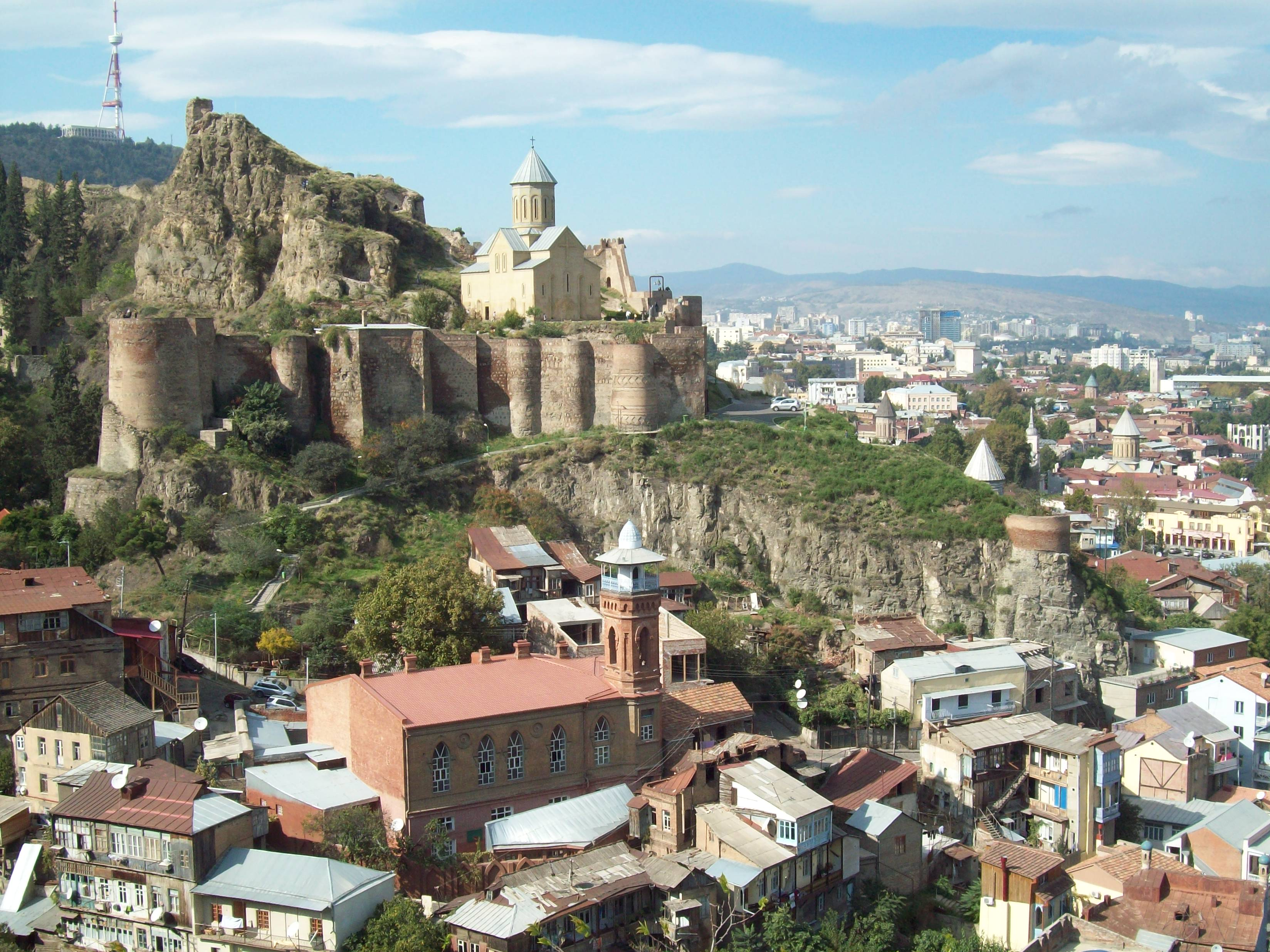 If you Arrive in Georgia Do Not Miss the Capital – City of Tbilisi