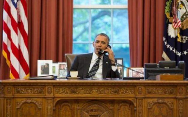 Historic Phone Conversation Between Barack Obama and Iranian President Hassan Rohani