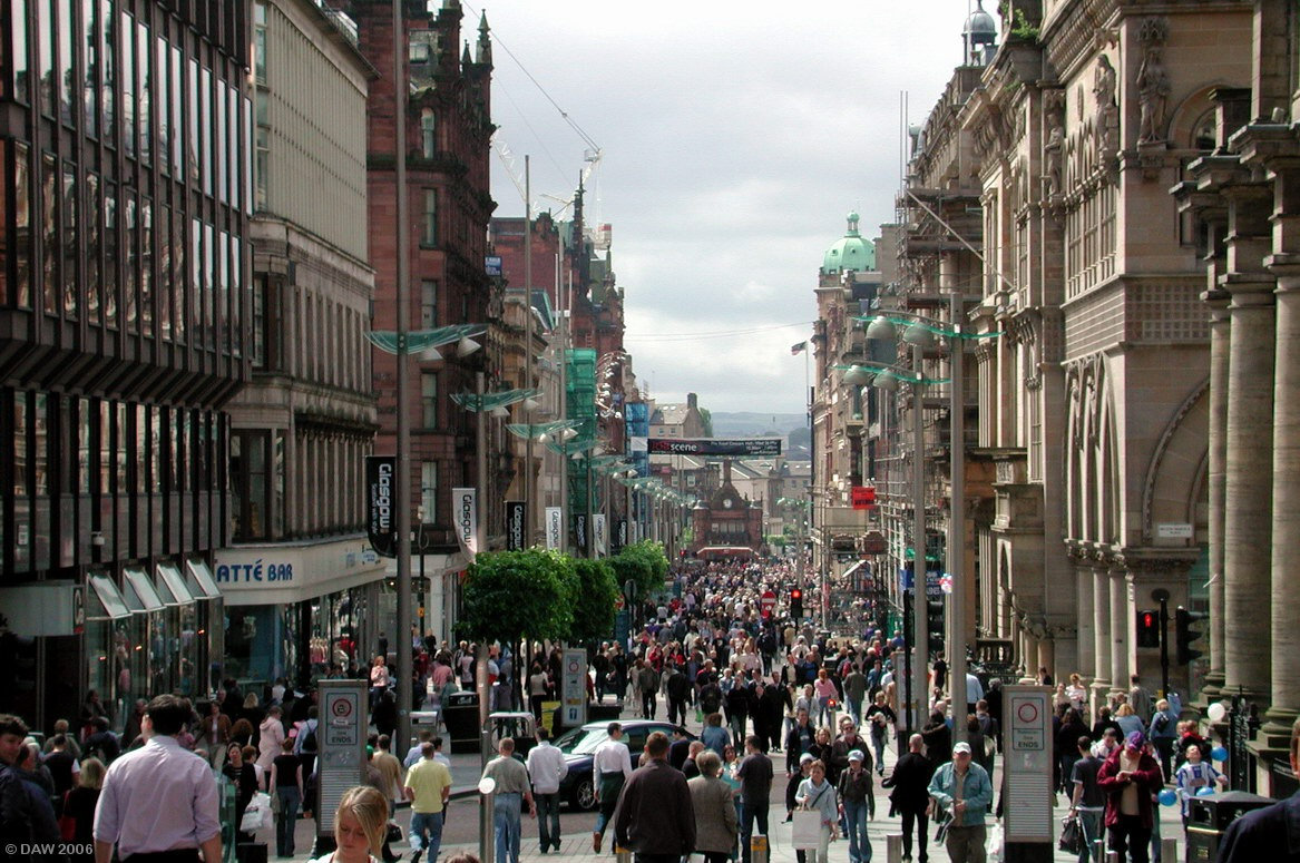 Glasgow City Impresses with Architecture, Culture and History, an European Destination Worth Visiting – Part 1
