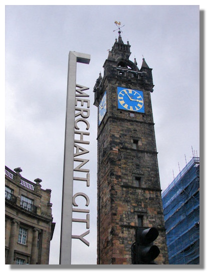 Merchant City Glasgow Scotland