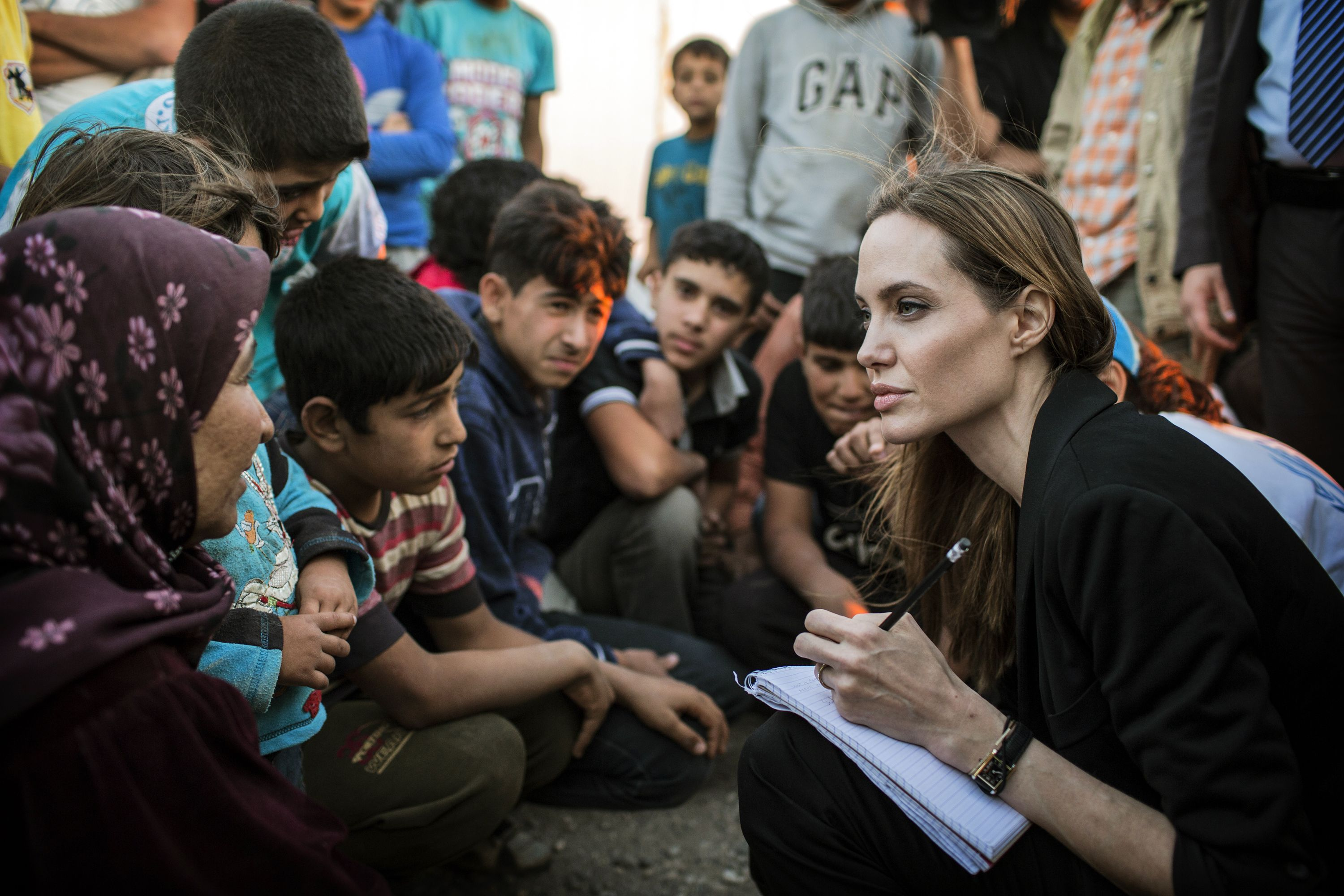 Angelina Jolie Will be Awarded with a Second Honorary Oscar at Governors Awards Gala