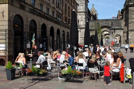 merchant city Glasgow