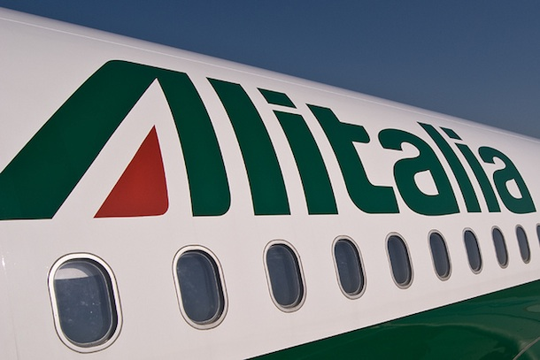 Eni SpA Could Stop Fuel Delivery to Alitalia Due to Debts of over 30 Million Euro