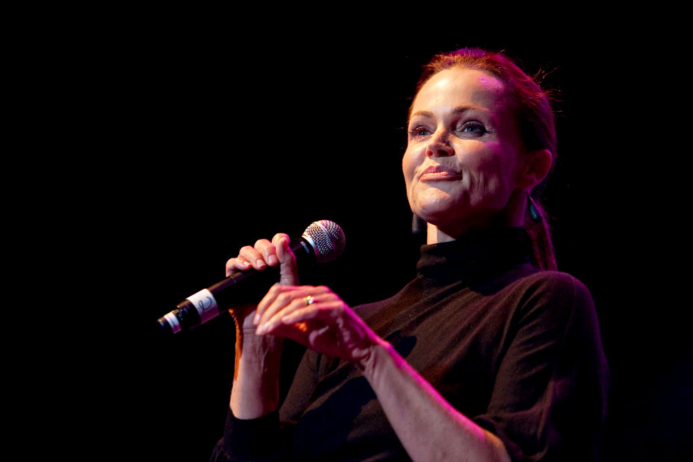 Belinda Carlisle Is Happier than Ever as She Returned to Music