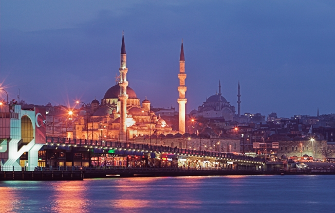 Istanbul European City with Asian Influences