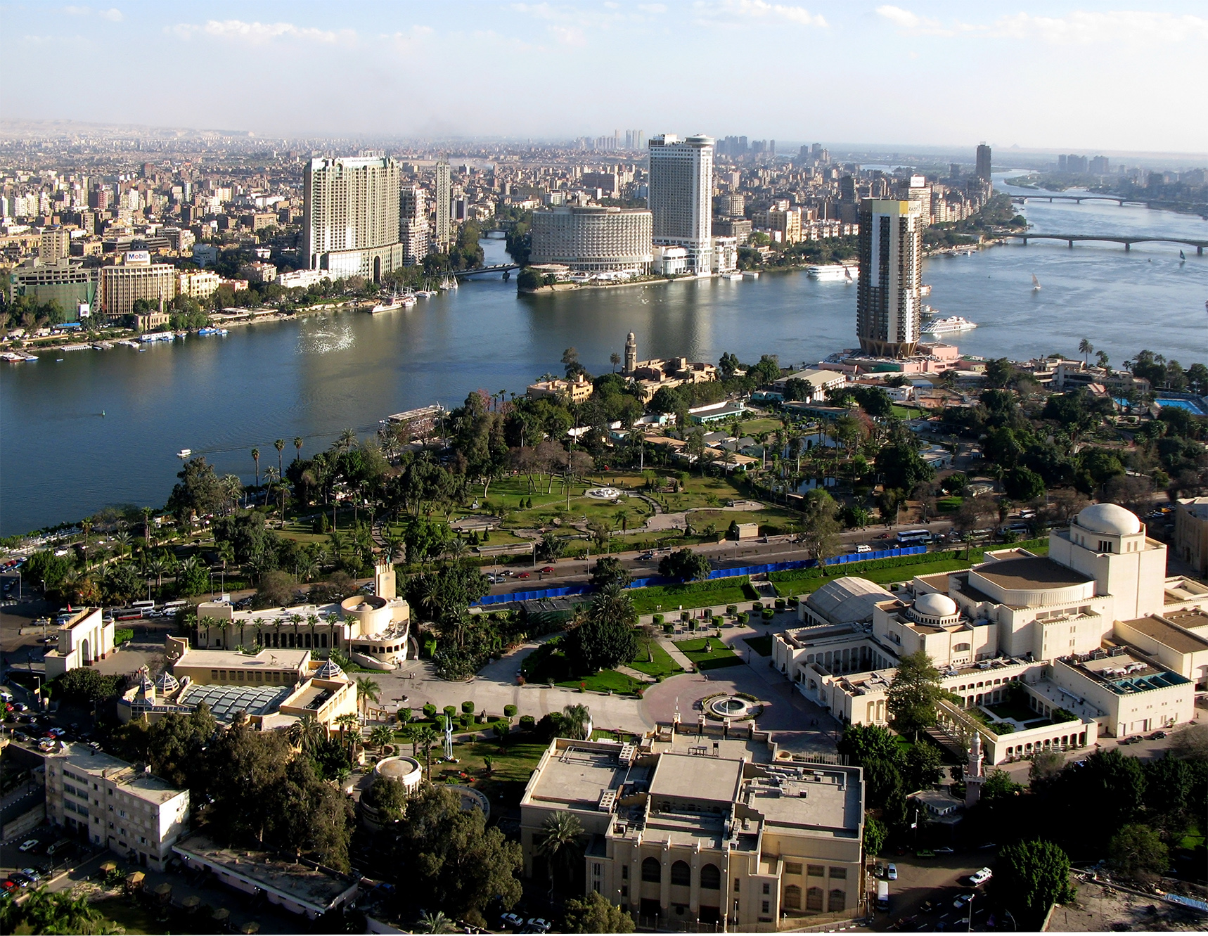 Cairo, the capital of Egypt, a Hot Vacation Destination