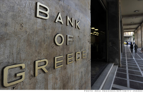 Greek Banks Tested and Ready for Another Two Years of Recession