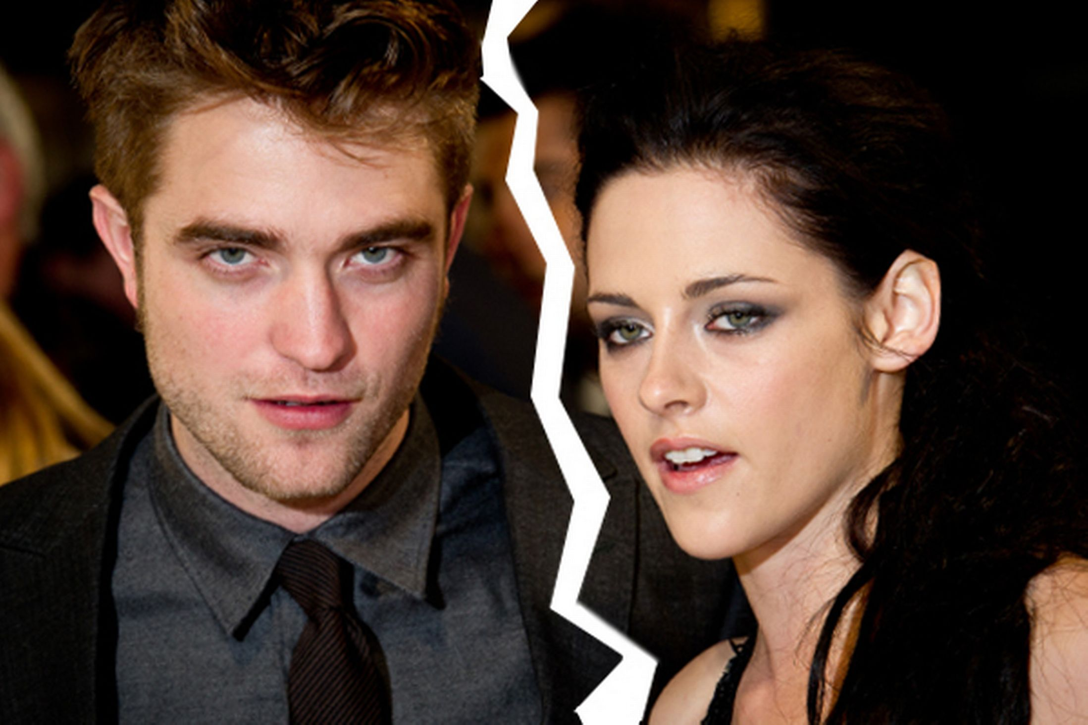 Robert Pattinson and Kristen Stewart on Different Ways from Their Breakup