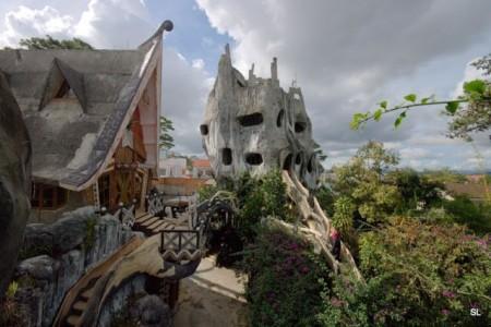crazy house da lat