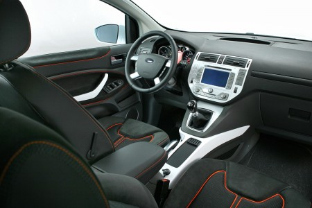 Ford Kuga Car Interior