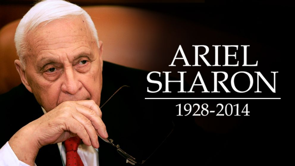 Ariel Sharon, Former Israeli Prime Minister who Died after 8 Years of Coma, Was Buried Today