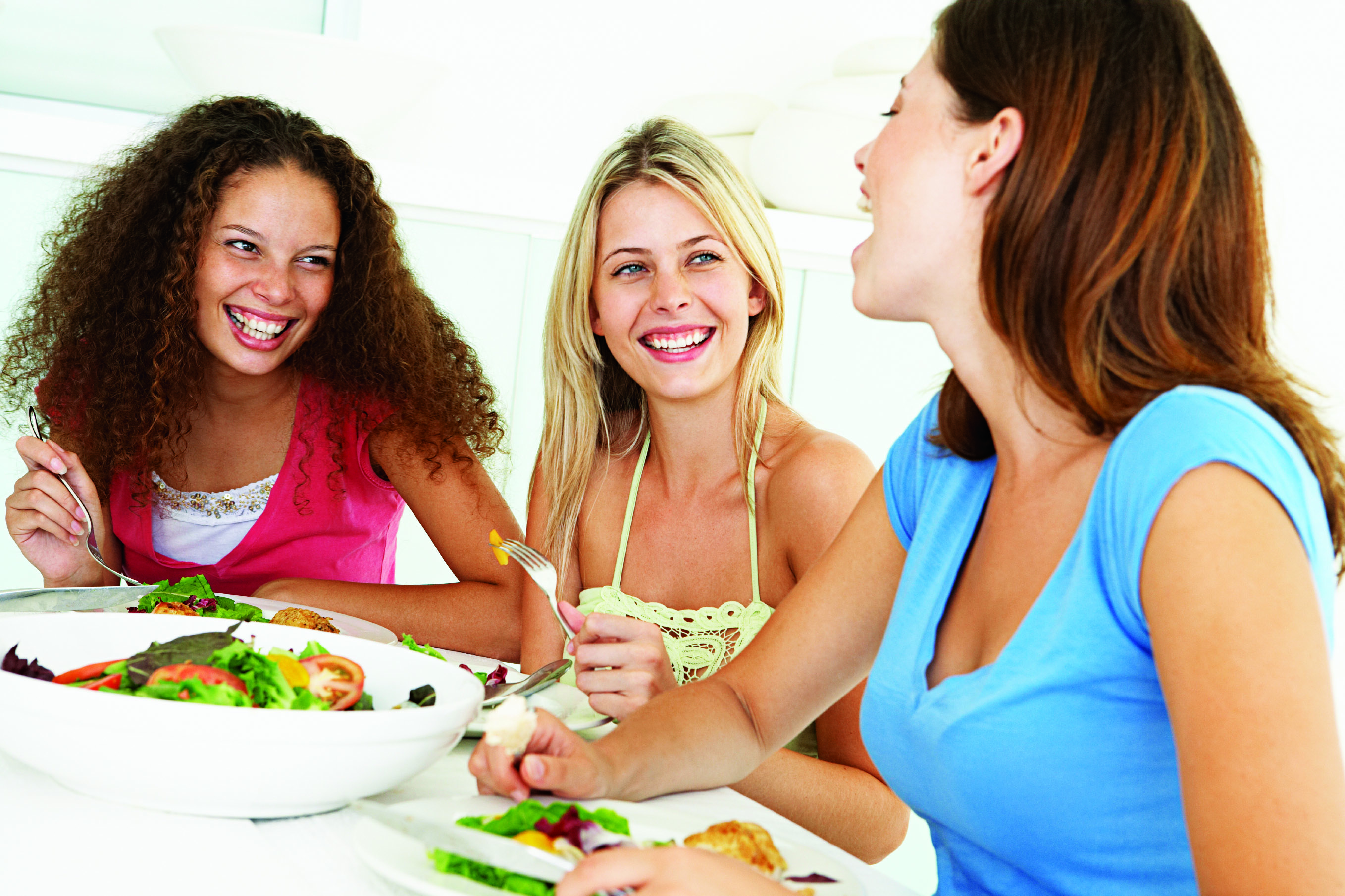 How can Friends Influence Food Diets