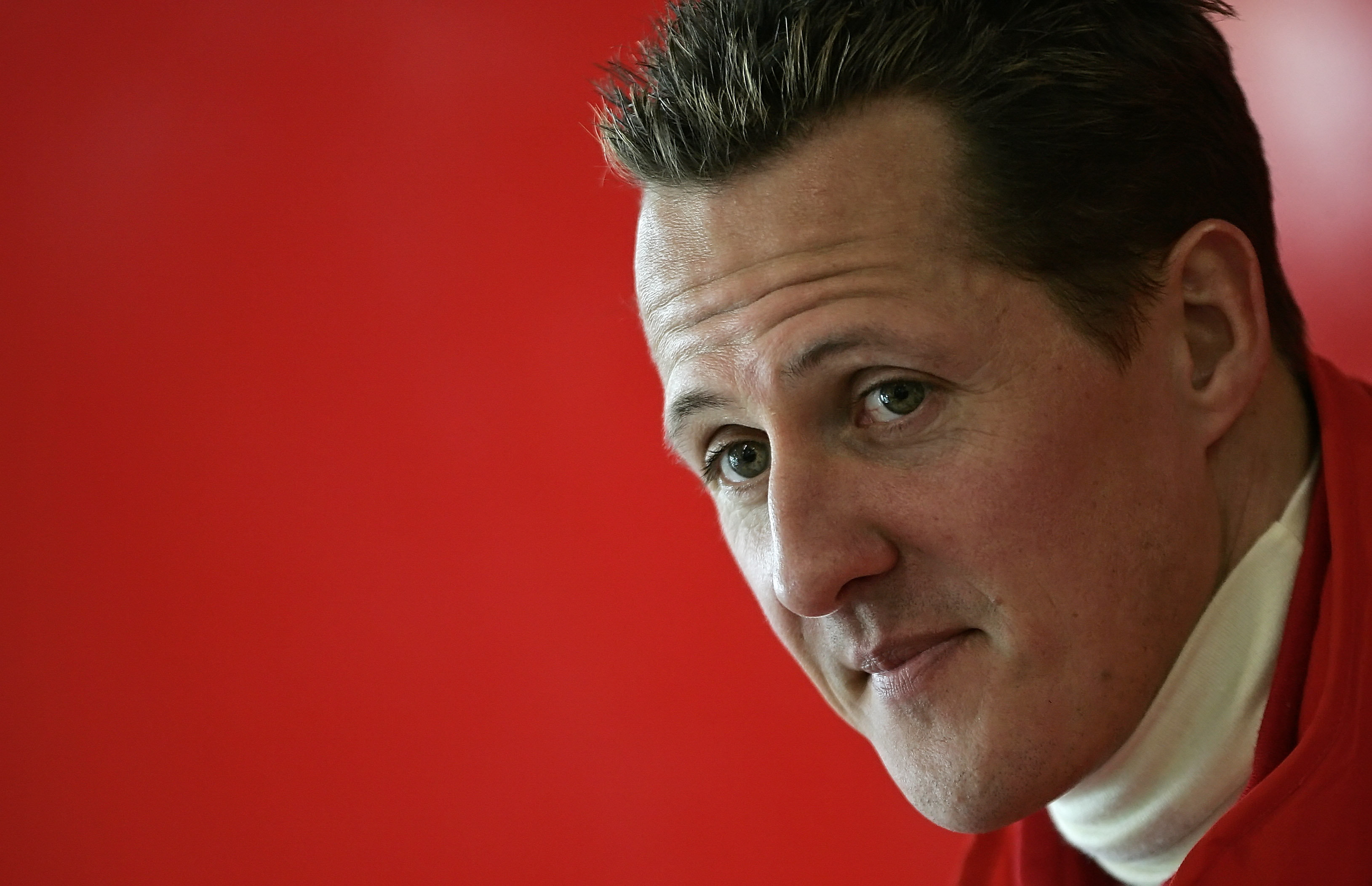 Michael Schumacher in Critical Condition during the Removal of Coma