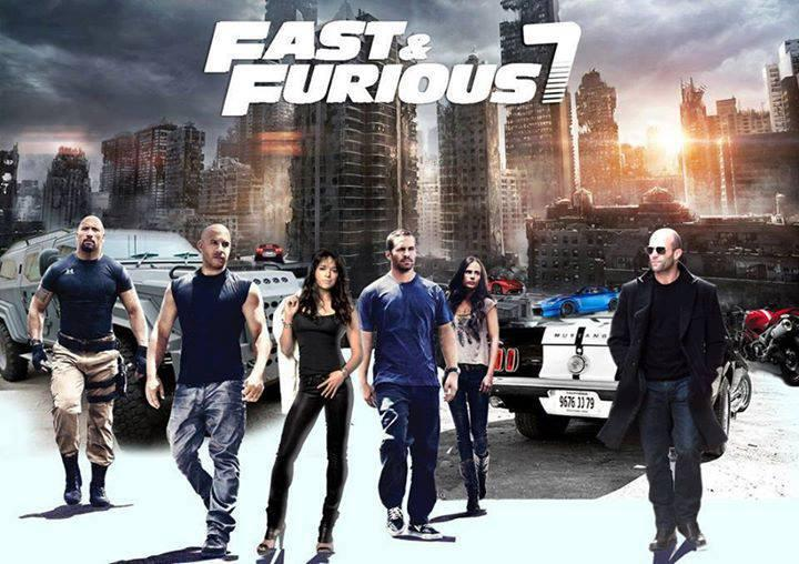 Fast and Fourious 7 Continues Without Paul Walker