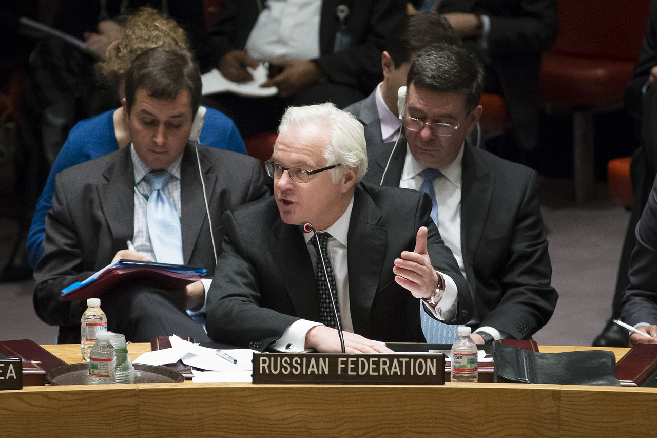 United Nations Security Council accuses Russia of Escalating Tensions in the Conflict with Ukraine