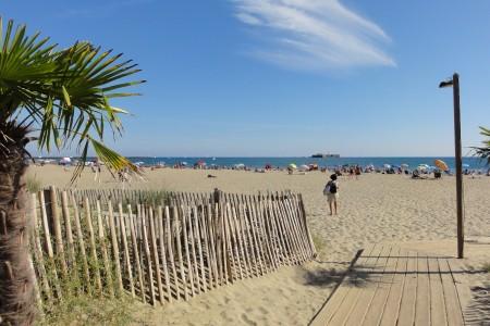 Cap d'Agde Beach