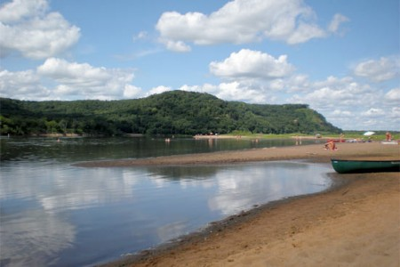 Mazo Beach, Wisconsin