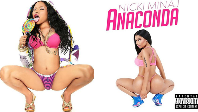 "Nicki Minaj's ""Anaconda"" Breaks Vevo Record in 24 Hours"