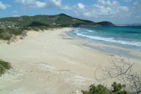 d'Es Cavallet beach