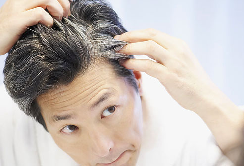 Why Hair Turns Gray?