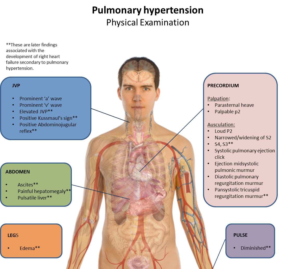 Pulmonary hypertension