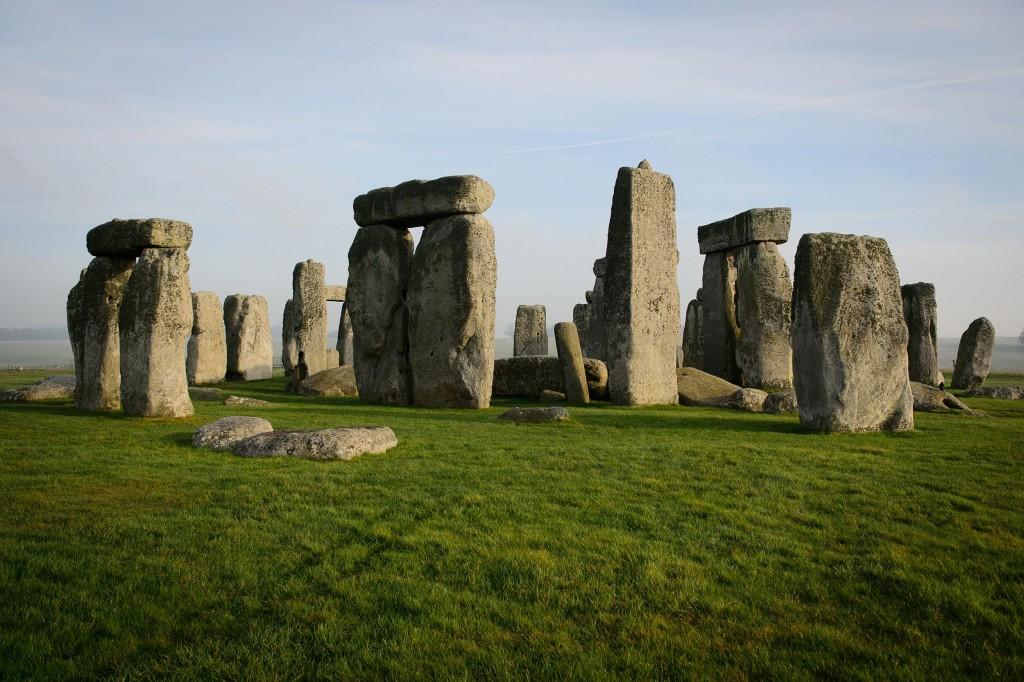 Stonehenge view