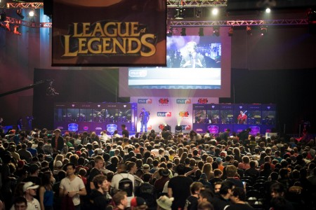 League-of-Legends tournament