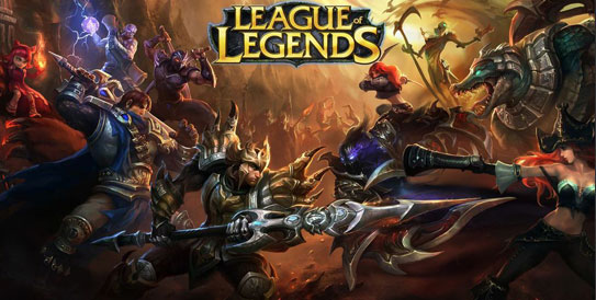 League of Legends,  the Famous MOBA, $ 1 Billion Profits