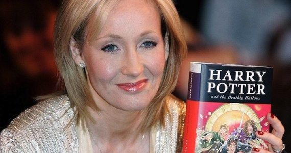 J. K. Rowling Writes Scenarios for Three New Films