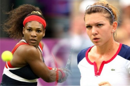 serena and halep