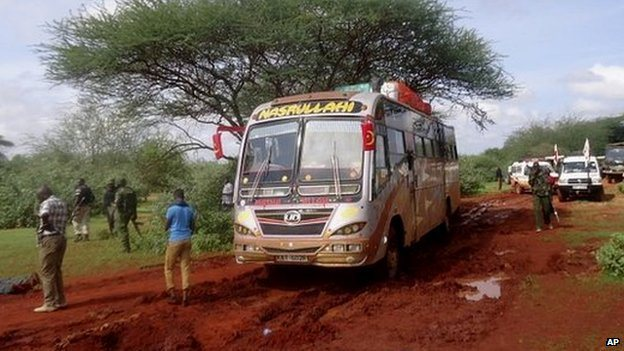 28 Bus Passengers Killed in Shabab's Ambush