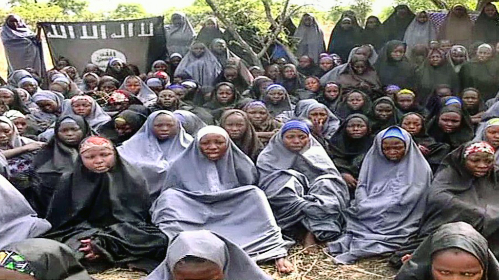 The Group Boko Haram Reveals what Happened to those 219 High School Girls Abducted in April