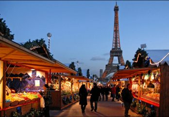 Spending your Winter Holidays in Paris?