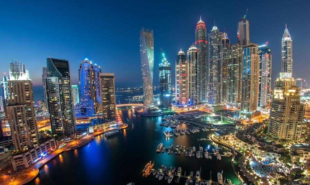 Vacation in Dubai
